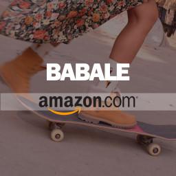 ბაბალეს წინდა amazon-ზე
